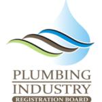 Registered Plumber - PIRB Logo