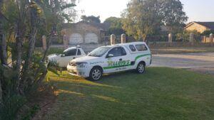 Plumber Port Elizabeth - Lloyd's Plumbers Vehicle