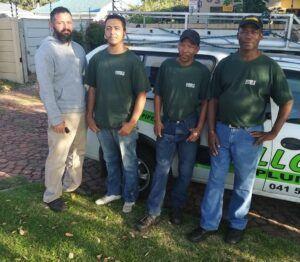 Plumbers Port Elizabeth - Lloyd's Plumbers Team of Registered Plumbers